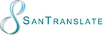 http://santranslate.com/ Logo