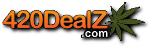 http://420dealz.com/ Logo