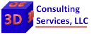 http://threedconsulting.com/ Logo