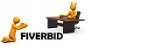 http://fiverbid.co.uk/ Logo
