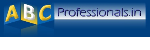 http://www.abcprofessionals.in/ Logo