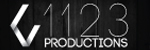 http://www.1123productions.com/ Logo