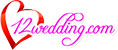 http://www.12wedding.com/ Logo