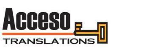 http://www.accesotranslations.com/ Logo